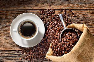 make coffee less acidic